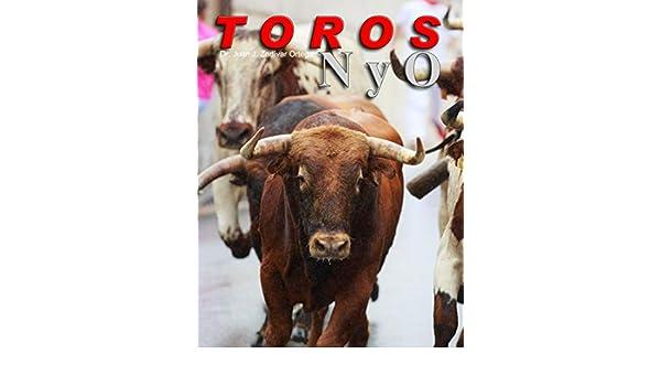 Toros con las Letras N y O (Toros Bravos nº 12) eBook: Juan ...