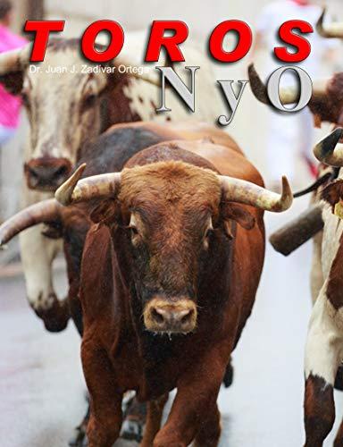 Amazon.com: Toros con las Letras N y O (Toros Bravos nº 12 ...