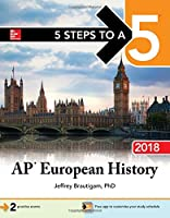 5 Steps to a 5: AP European History 2018, 7th Edition Front Cover