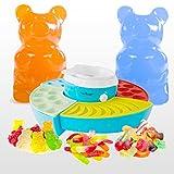 NutriChef Upgraded Gummy Maker, Includes 4