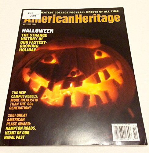American Heritage October 2001
