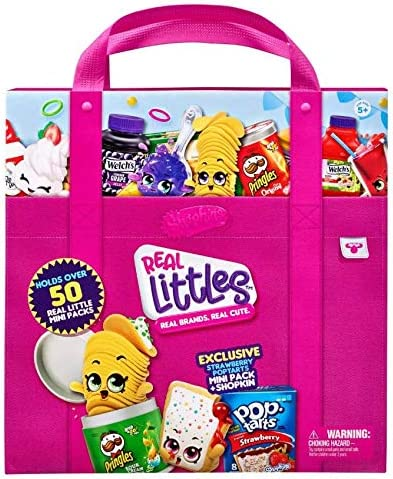 Shopkins Real Littles Collectors Case Season 12 Exclusive Strawberry Poptart