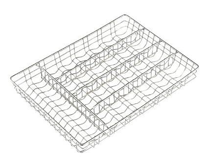 Industrias Aldaya S.L. cubertería, Metal, Plata, 37 x 27 x 5 cm