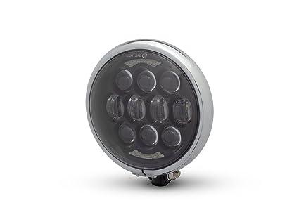LED Faro de la Moto - Proyector - para Project a Medida Retro ...
