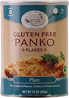 Jeff Nathan Creations Gourmet Panko