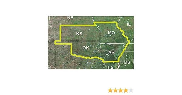 Garmin Topo USA 24K - Mapas para GPS, cobertura geográfica ...