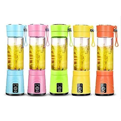 Zantec USB Juicer Cup, USB Juicer Cup, Mezcladora de Frutas, Portable Eletric Mezclador