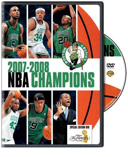 Boston Celtics NBA Finals DVD, Celtics NBA Finals DVD