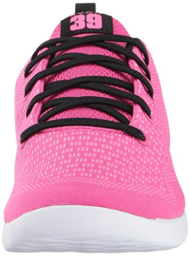 Black Women's Rose Rage Shoe Lite Esoterra DMX Pink Track Reebok Poison White 7SRqSw