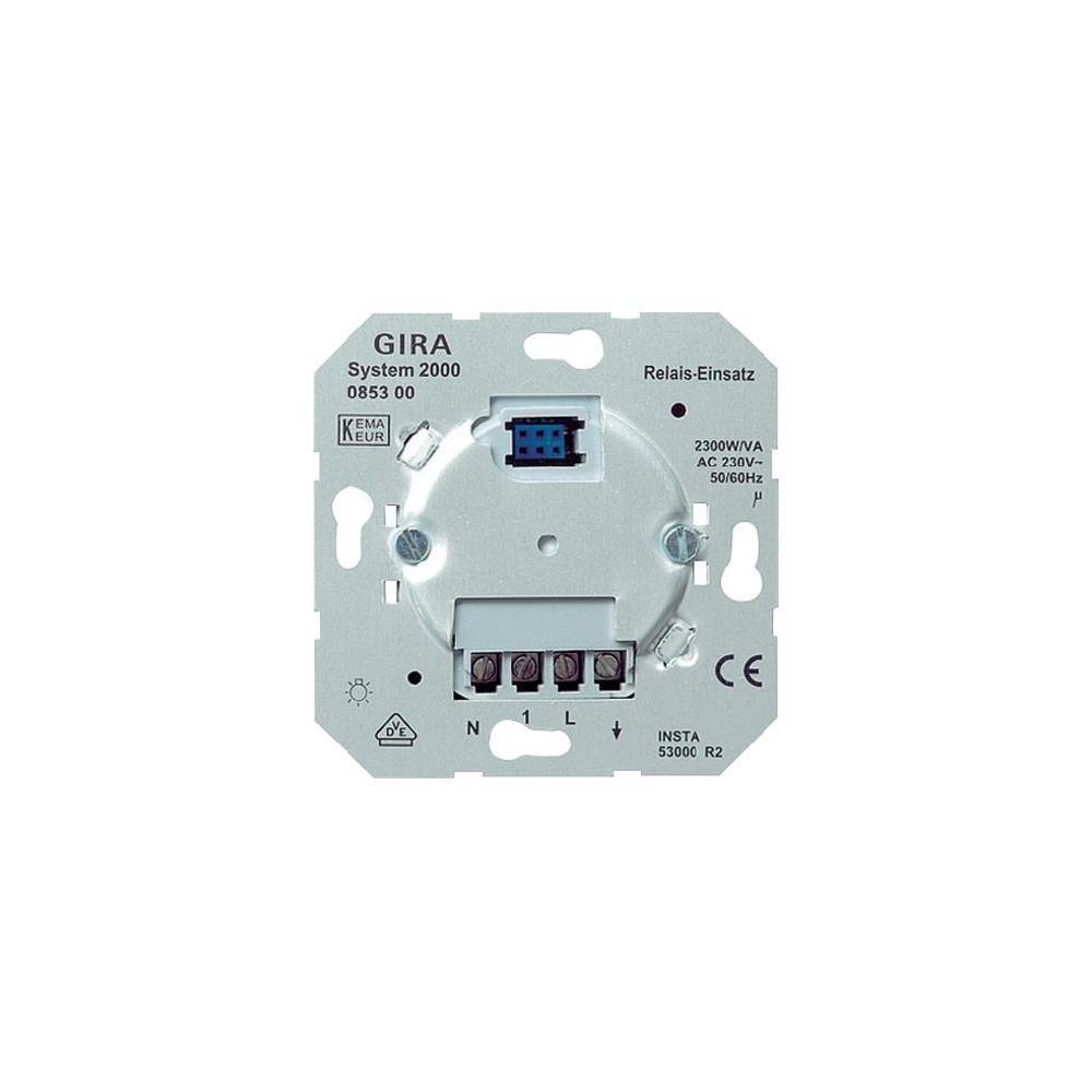 Gira 085300 Relais-Einsatz System 2000: Amazon.de: Baumarkt