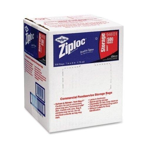 Quart Size Zipper Bag - 9