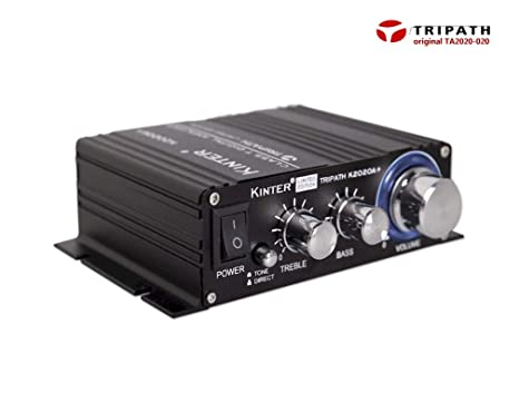 Beste Amazon.com: Kinter K2020A+ Limited Edition Original Tripath TA2020 MU-11