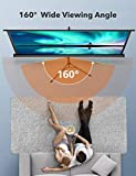 TaoTronics Projector Screen with Stand,Indoor