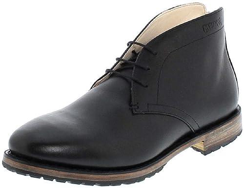 FB Fashion Boots Meindl Herren Haferl 1094-01 Hoxton Schwarz 43 EU   Amazon.de  Schuhe   Handtaschen 817429f542