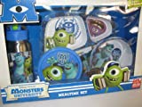 Disney Pixar Monsters University Mealtime Set - 6 Pieces