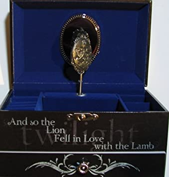 Amazoncom Twilight Music Jewelry Box Toys Games