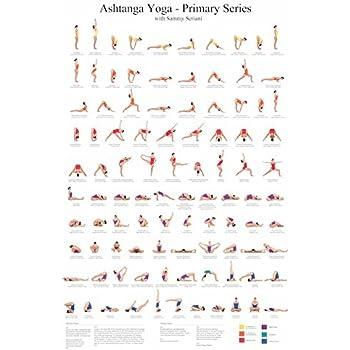 Amazon Com Penchant For Practice Yoga Poster With Darren