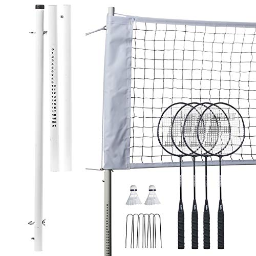 Franklin Sports Badminton - Starter, Family, Professional Sets