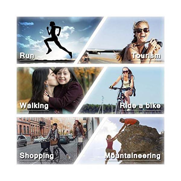 Uomo Donna Air Scarpe da Ginnastica Corsa Sportive Fitness Running Sneakers Basse Interior Casual all'Aperto 34-46 EU… 6