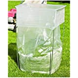 Trash Bag Holder - Multi-Use Bag Buddy Support Stand (39 - 45 Gallon Bags)