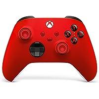 Microsoft - Mando Inalámbrico, Color Rojo (Xbox Series X)