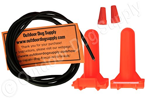 Outdoor Dog Supply's Professional Grade Pet Fence Dog Fence Wire Repair Kit (5ft.)