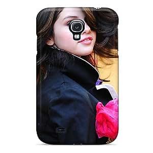 For Galaxy S4 Premium Tpu Case Cover Selena Gomez Protective Case