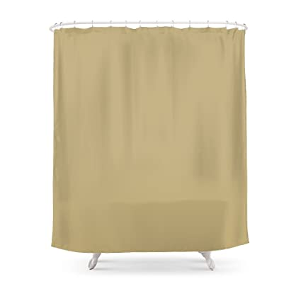 Society6 Hemp Shower Curtain 71quot