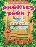 Phonics Book 1: Level 1. Stages 1 - 3. Jumbo Edition (Jumbo Phonics Program) (Volume 1)
