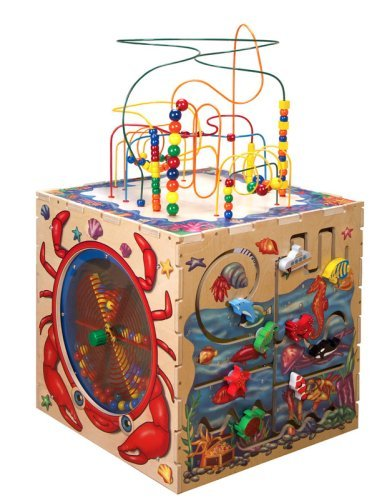 Anatex Sea Life Play Cube by Anatex
