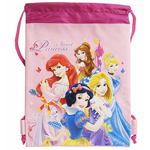 Disney Sweet Princess Pink Drawstring