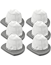 KEEPOW 2033 Vacuum Filter Compatible with Bissell Featherweight Stick Lightweight Bagless Vacuum 2033,20331,20333,20336,20339,2033M (6-Pack)