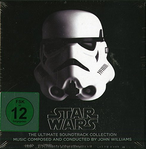Price comparison product image Star Wars - The Ultimate Soundtrack Collection