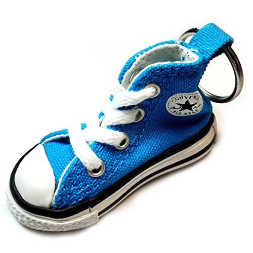 Converse Key Chain All Star Chuck Taylor Sneaker Keychain Authentic (Blue) from Converse