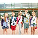GIFTEXPRESS Hall Pass Lanyards and School Passes