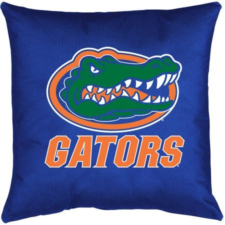 University Locker Room Pillow (NCAA University of Florida Locker Room 17