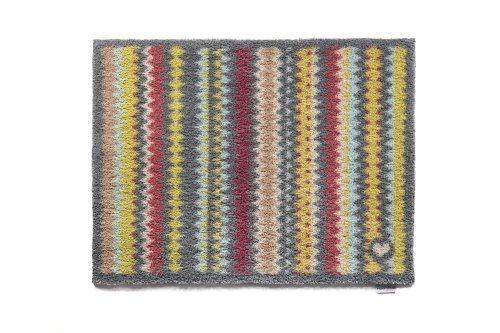 Umweltfreundliche Indoor Fußmatte HugRug Buntes Muster Designer 10