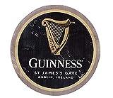 Guinness Wooden Bottle Top Bar Sign Wall Art 12