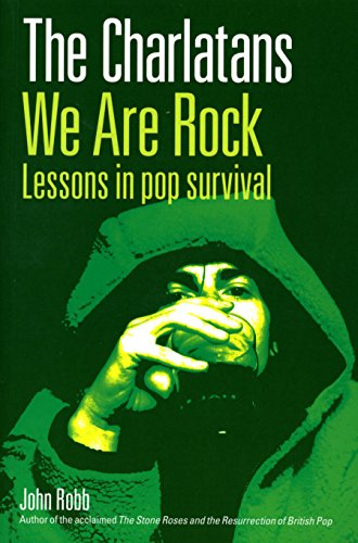 Pop Sets Keyboard - The Charlatans We Are Rock: We Are Rock - Lessons in Pop Survival