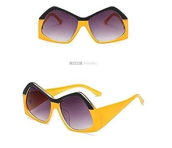 KOMNY Gafas de Sol Grandes de la Moda Cool Gafas de Sol ...