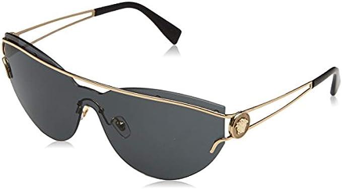 a80154e94c14 Designer Sunglasses Bundle  Versace Women s VE2186 Sunglasses 38mm   Carekit
