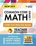 Argo Brothers Math Workbook, 1st Grade Workbook: Common Core Math Every Day Practice | 100% Free Video Explanations | Grade 1