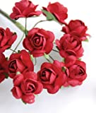 Zva Creative - Mini Rose Bulk Paper Flowers .5