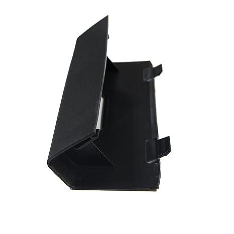 American Shifter 108518 Black Shift Knob with M16 x 1.5 Insert Orange Shift Pattern 17n