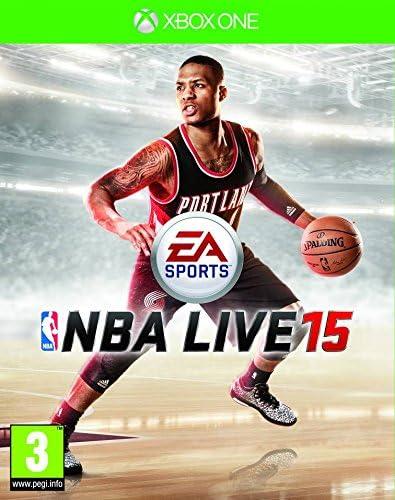 NBA Live 15: Amazon.es: Videojuegos