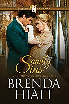 Saintly Sins (The Saint of Seven Dials Book 4) by [Hiatt, Brenda]
