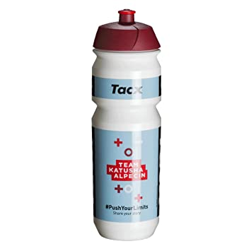 8cc918e1ec Bora Hansgrohe 2018 Pro Cycling Team Bike Water Bottle 750ml: Amazon.co.uk:  Sports & Outdoors
