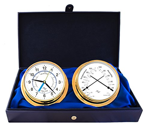 Master-Mariner First Light Collection, Nautical Cabin Gift Set, 5.75