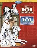 101 Dalmatiner 1+2 [Blu-ray]