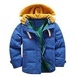 Yalasga Cool Boys' Girls' Kids Hooded Puffer Jacket Winter...